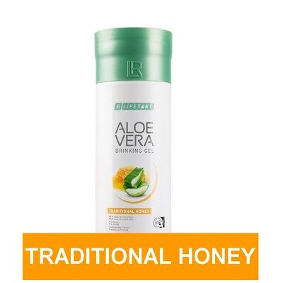 LR Aloe Vera Honey Traditional Drinking Gel Honig Trinkgel 1 L NEU+OVP MHD 09/19