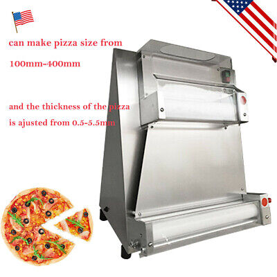 Good Sale Automatic Pizza Bread Dough Roller Sheeter Making Machine 110v