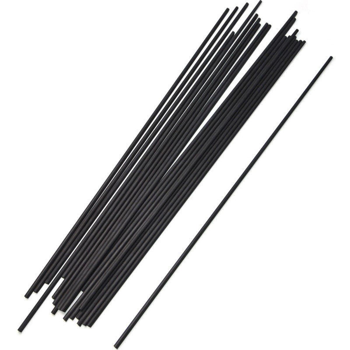 "30/"" Archery Pure Carbon Arrows Shaft SP400 ID6.2 Bow DIY Handmade Target Hunting"