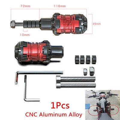 CNC Falling Protectors Motorcycle Frame Slider Engine Protection Anti Crash Kit