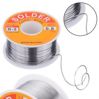 6337 Tin Lead Rosin Core Solder Wire Soldering Sn60 Pb40 Flux .0310.8mm 100g