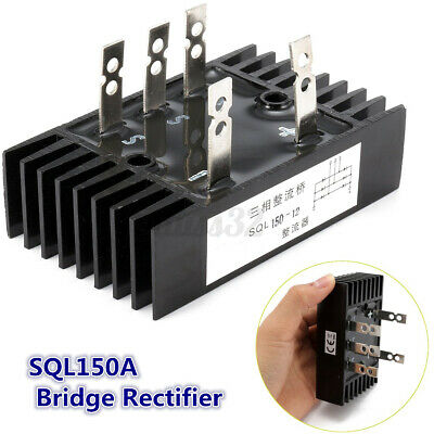 Three3-phase Diode Bridge Rectifier For Wind Generator 150a 1000-1600v