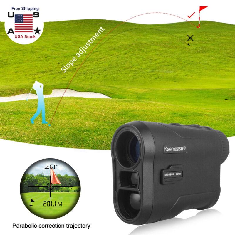 MILESEEY 650 Yards Laser Range Finder Hunt Golf Laser Rangefinder Flag Lock USA
