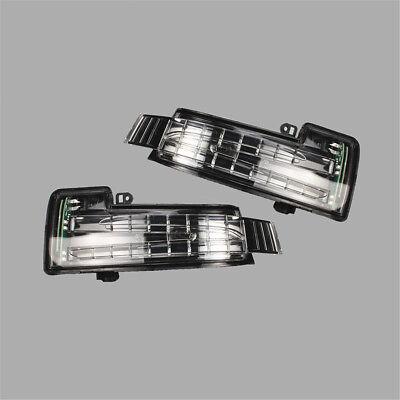 Paar Blinkerleuchte Außenspiegel Blinker Für Benz GLE GLS 15-17 G/GL/ML500 13-15