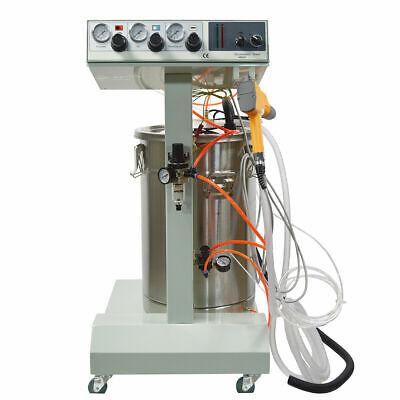 110v Electrostatic Powder Coating Machine Coat System With Spray Gun Wx-101