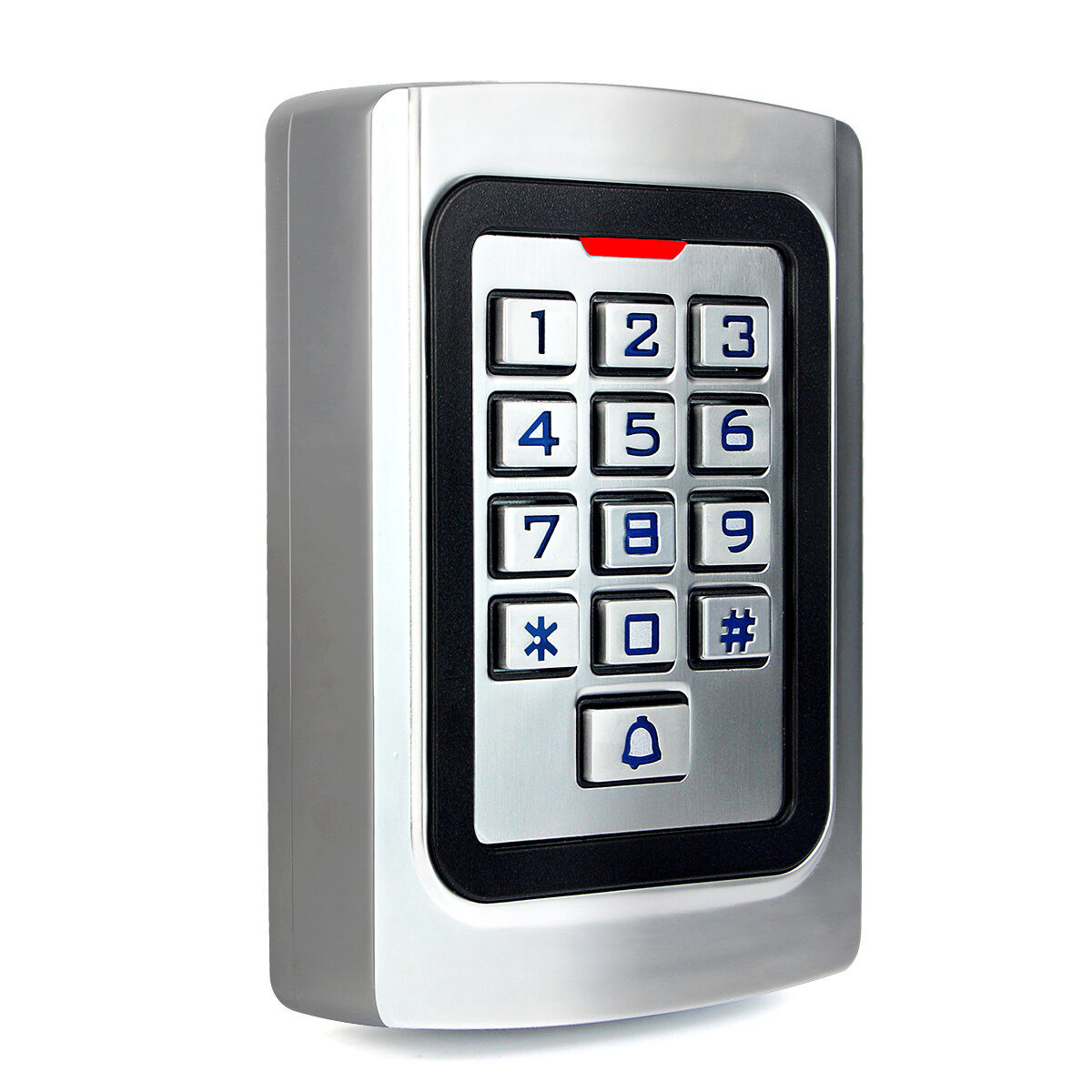 Keypad Security Entry Door Reader RFID 125Khz EM Card Standalone Access control