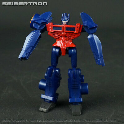 Gacha OPTIMUS PRIME BLASTER Transformers Prime Arms Micron complete 2012