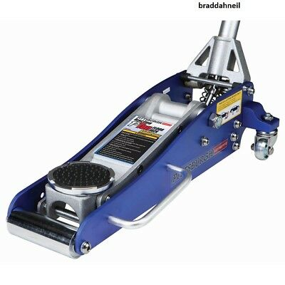 1.5 Ton 3000 Lb Aluminum Racing Car Auto Floor Jack Low Profile Rapid Pump Lift