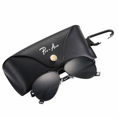 Pro Acme Small Polarized Aviator Sunglasses for Adult Small Face & (Shades For Small Face)