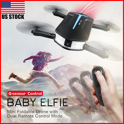 JJRC H37 MINI BABY ELFIE 720P WIFI FPV Camera With Altitude Hold RC