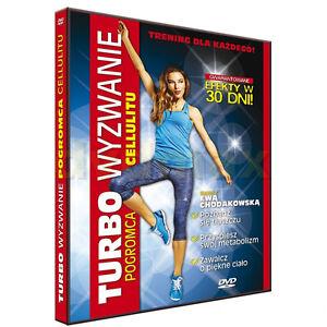 4 disc DVD EWA CHODAKOWSKA Turbo Wyzwanie , Skalpel wyzwanie,Skalpel II Szok - Szydlowiec k Radomia, Polska - 4 disc DVD EWA CHODAKOWSKA Turbo Wyzwanie , Skalpel wyzwanie,Skalpel II Szok - Szydlowiec k Radomia, Polska