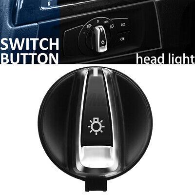 Luce cromo AUTO interruttore pulsante per BMW 1 serie E88 E82 3 E90 E91 X 1