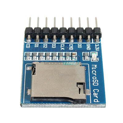 9 Pin Micro Sd Tf Card Reader Read Write Module Storage Memory Board Arduino