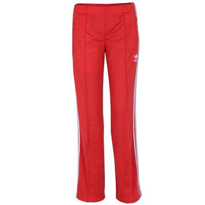 Adidas Firebird Track Pant (adidas Damen Hose Firebird Track Pant Trainingshose Sporthose Jogginghose hi red)