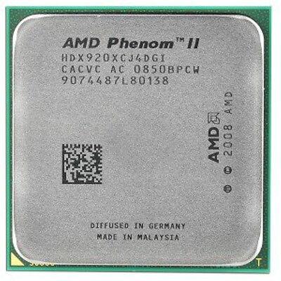AMD CPU Phenom II X4-920 2.8GHz Socket AM2+