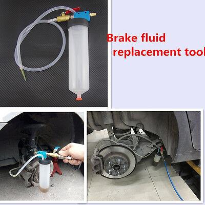 Brake Bleeder One Man Type, Hydraulic Clutch Fluid Bleeding Kit FREE PICK UP