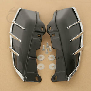 ABS Mid-Frame Air Deflector+Trims For Harley Davidson Electra Street Glide 09-16