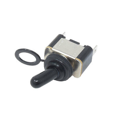 Heavy Duty Toggle Switch 15a Spst 2-pin Onoff Waterproof Rzr Golf Cart Car