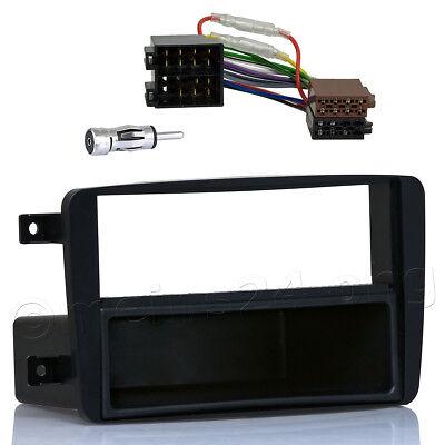 Radioblende für MERCEDES C Klasse W203 Vito Viano Adapter Kabel DIN Rahmen