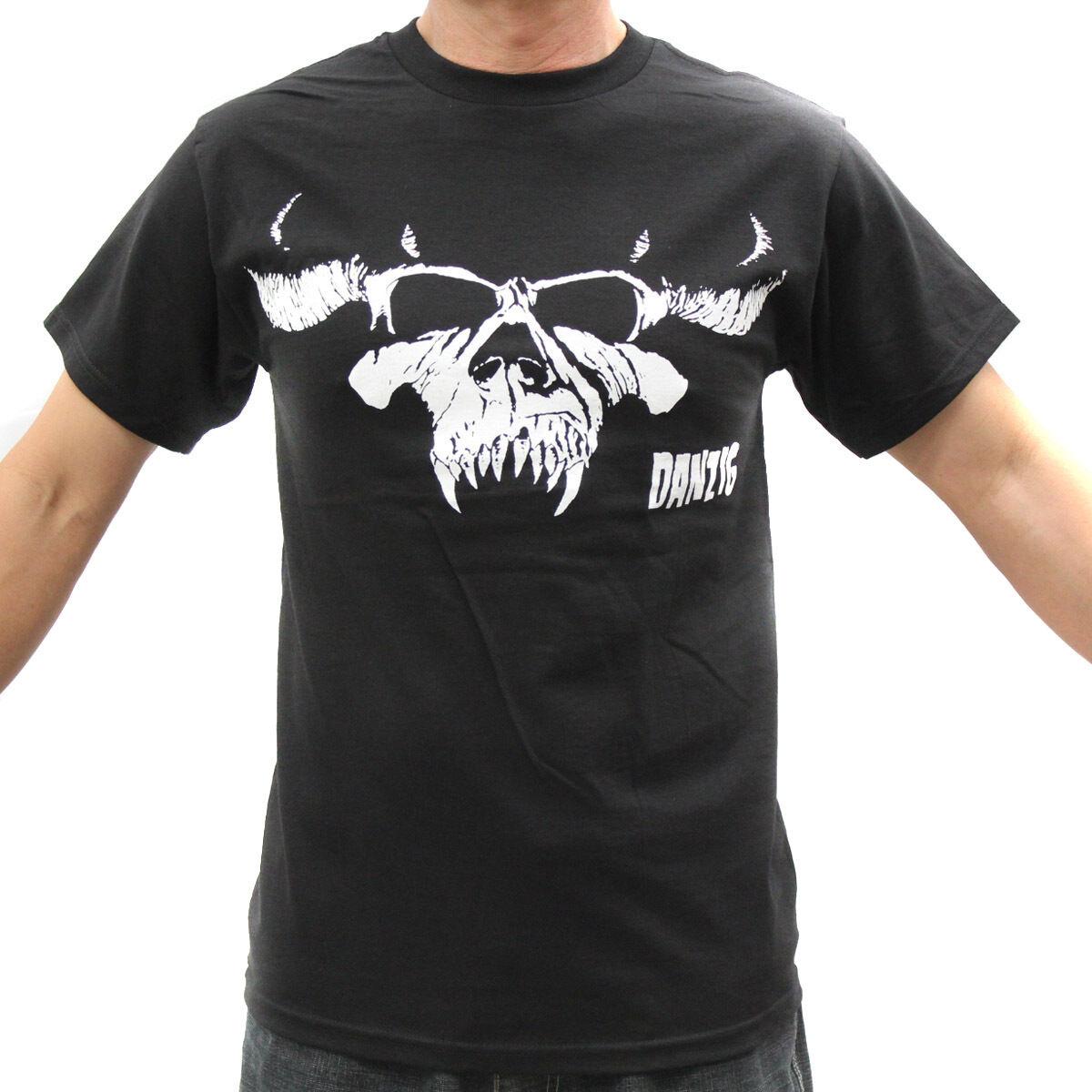 Danzig Punk Band Graphic T-Shirt