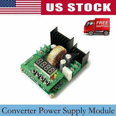 Buck Dc-dc Digital Control Step-down Converter Power Supply Module 6-40v Us