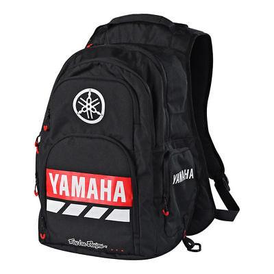Troy Lee Designs TLD Yamaha RS2 Black Backpack Back Pack Bag Black 608645220  for sale  Kissimmee