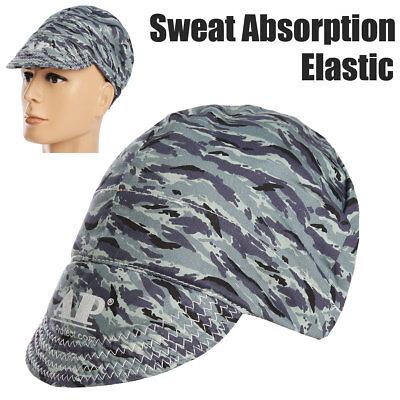 Fashion Cotton Welding Caps Welders Protect Hat Unisex Hip Hop Baseball Cap 2