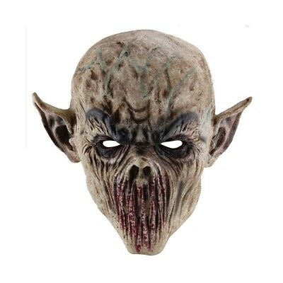 Dämon Maske (Latex-Maske