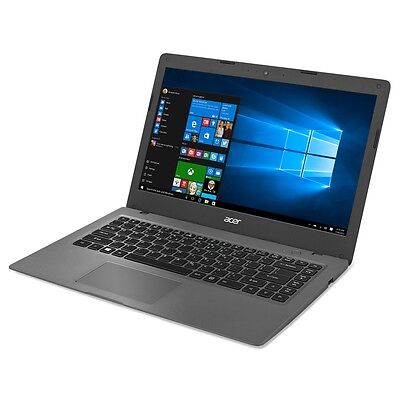 New  Acer AO1-431-C8G8 Dual-core 2.16 GHz 2 GB RAM 32GB flash disk 14 inch
