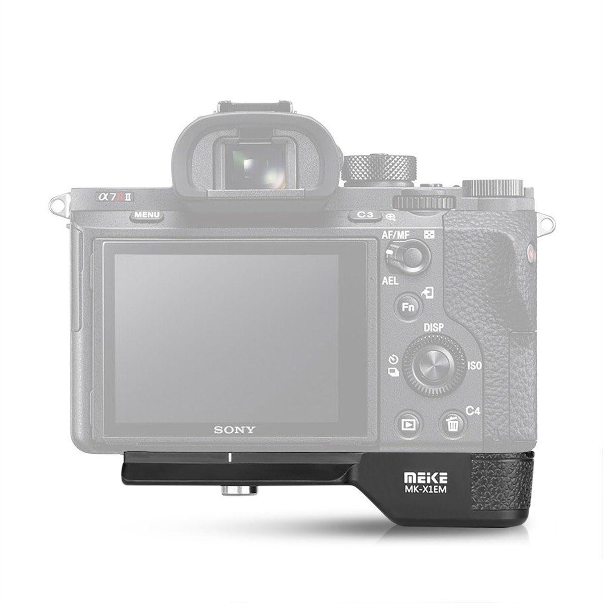Meike Hand Grip MK-X1EM for Sony A9 A7MIII A7RIII A7RII A7II A7SII Cameras