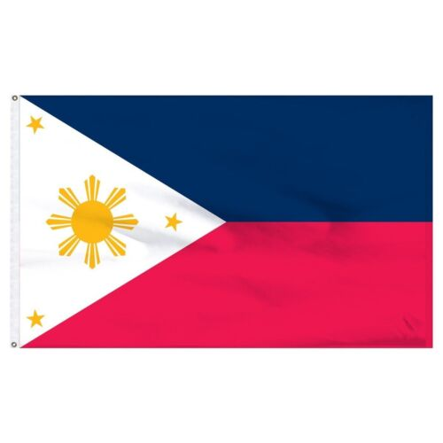 PHILIPPINES FLAG 2X3 FEET FILIPINO COUNTRY NATION BANNER NEW F504
