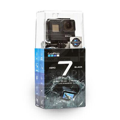 GoPro HERO7 Action Camera (Black) #CHDHX-701