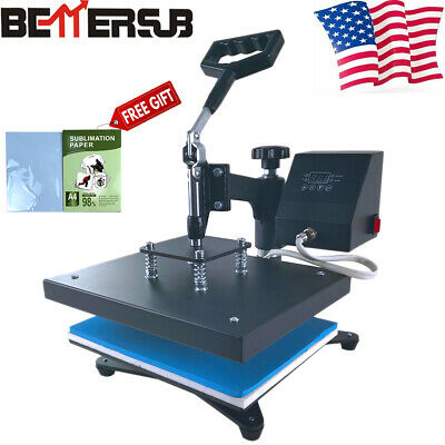 360 Swing Away 12x9 T-shirt Digital Heat Press Sublimation Transfer Machine