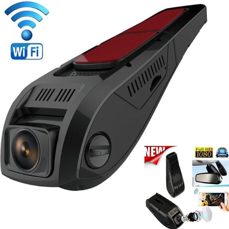 F5 Wifi Hidden1080P Car DVR Camera Full HD Video Recorder Dash Cam Night Vision