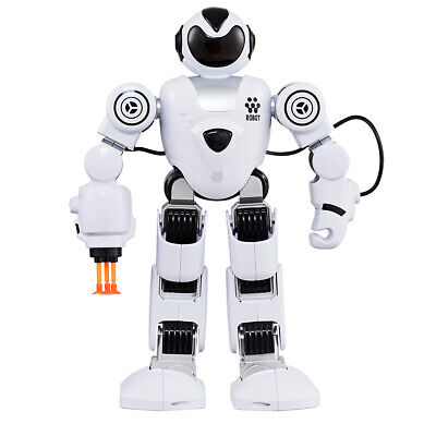 Remote Control Robot Intelligent RC Robot Toy Editable Command Sing