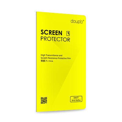 3x Matt Schutz Folie Apple Watch 38mm Anti Reflex Entspiegelt Display Protector