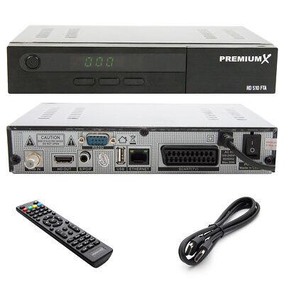 FullHD Digitaler SAT Receiver HDMI SCART 1x USB HDTV DVB-S2 Satelliten Empfänger