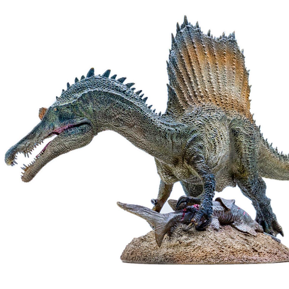 Free Shipping PNSO Mososaurs Mosasaurus Figure Dinosaur 1//35 Animal Collector