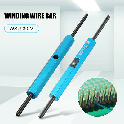 Wsu Wire Wrap Strip Unwrap Tool For Awg 30 Wire Cable Prototyping Wrapping Hand