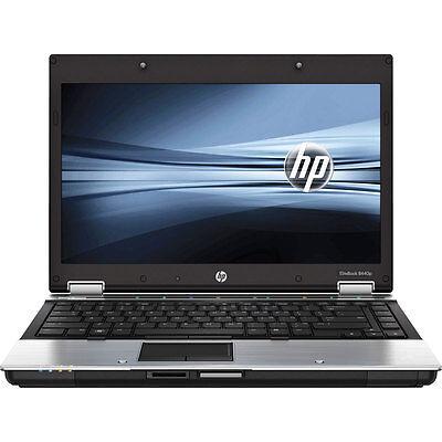 HP Elitebook/ProBook Intel Core i5 Notebook Laptop Computer Windows 10 8440p