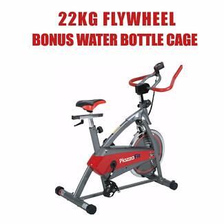 Brand New Spin Bike Exercise Bike Gym Quality Italian Design Leichhardt Leichhardt Area Preview