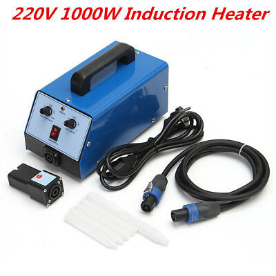 Car Paintless Dent Repair Removing Tool PDR Hot Box Induction Heater 220V 1000W