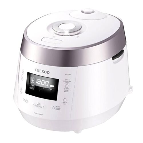 Cuckoo CRP-P1009SW Electric Heating Pressure Rice Cooker 15.