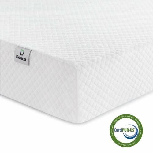 Dourxi Crib Mattress and Toddler Bed Mattress Dual Sided Sleep System Open Box