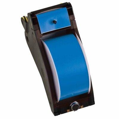 New Brady Label Printer White On Blue B569 110 Tape Cartridge Model 64336