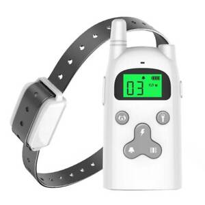Anti Bark Dog Training Collar USB Rechargeable Remote Control Sydney City Inner Sydney Preview