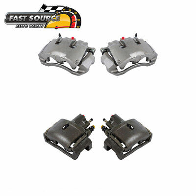 For 2006 2007 2008 Dodge Ram 1500 2WD 4X4 4WD Front And Rear Brake Calipers