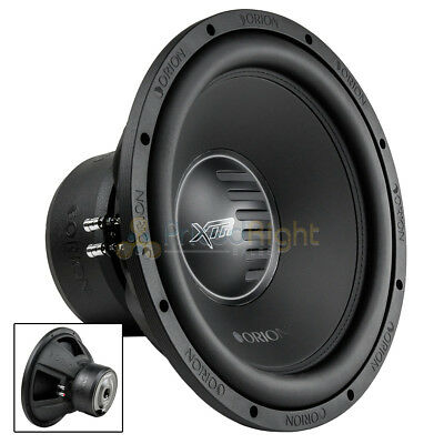 Orion XTR 15 Woofer 2 Ohm DVC