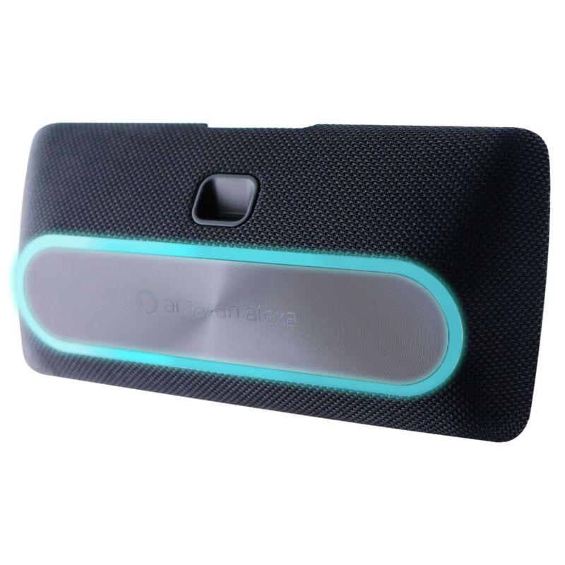 Motorola MotoMod Speaker with Amazon Alexa for Moto Z Phones - Black (MD100X)