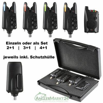 JRC Radar CX Alarm Funkbissanzeiger 2+1 | 3+1 | 4+1 Set Bissanzeiger Receiver